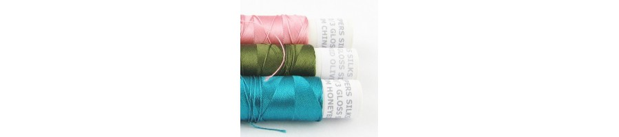 Silk threads 90/3