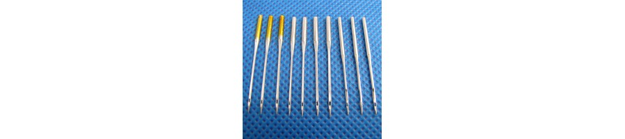 Sewing machine needles